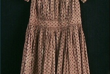 Children's clothing (1850-1860's) / by Karen Woodruff