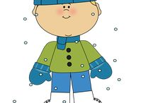 Winter Clip Art / by MyCuteGraphics