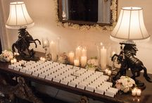 Sherin Koshy- deSeversky Foyer Decor / by Tammy of Sincerely Yours Events, Inc.