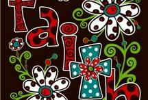 Faith, Grace, Hope & Love / by Cathy Cavalcante