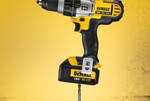 Power Tools / by The Mending Shed