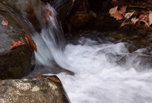 water in motion / by Akua Kumah