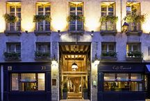 Favorite Places & Spaces / Favorite cities, hotels, rooms and restaurants.  / by Mary Zeman