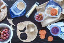 Lunch ideas! / by Whitney Sword-Slonecker