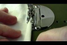 Sewing Machine & Serger Presser Feet Info / by Kathryn Sansing