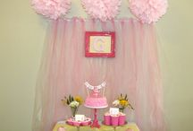 Birthday party / by Dawn Reese