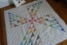 Sewing quilts / by Cheryl Close