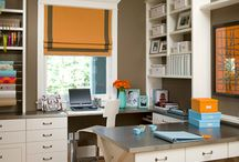 office/craft room / by Painters Place