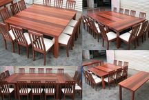 Tables / by Casey Fiandt