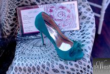 Colored Wedding Shoes / by My Glass Slipper