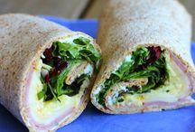 Lunch Ideas / by Rachel Buckner