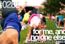 i WILL run a marathon someday / by Sadie Brink