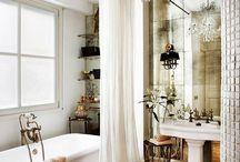 Master Bath / by Ana Pusczko