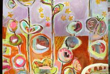 paintings / by Catherine Witherell