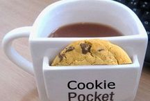 CAFEE, CAKES, COOKIES / by Karen Aurrecoechea