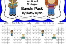 First Grade Math / by Kaylea Kaaihili