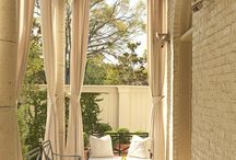 Home Decor - Outdoor Spaces / by Kathryn Gerth