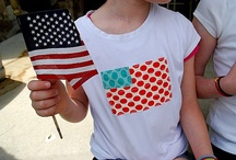Holidays- July 4th, Memorial Day, Labor Day / by Courtney Starzec