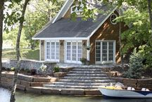 Lake House / by Kimberly Hamner