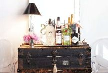 Anciennes valises | Vintage luggage / by decocrush