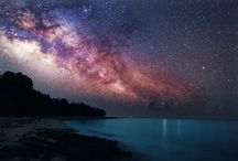 Space (Milky Way) / by Chus