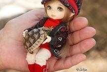 Lati Dolls / by Jackie @AmidorableCrochet