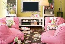Girls dream playroom  / by Johni Nowicki