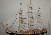 My ships and nautical decor / by Chaplain Debbie Mitchell