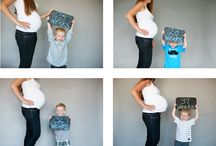 Maternity Photo's / by Sarah Branam