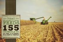 Texas agriculture / We love fresh food grown by Texans, for Texans. From the farm to your table, Texas farmers and ranchers work hard for you!  #Farm #RuralTexas #Texas / by Texas Farm Bureau