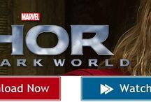Thor 2 / by !S.H.I.E.L.D. ! Watch Thor: The Dark World Online Free Movie - Adventures of Thor 2