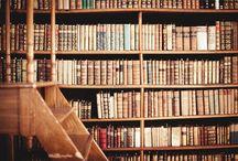 {Home} Home Library / by Patricia McKelvy