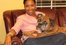 Boxer Doggies RULE! / by Monica Mingo