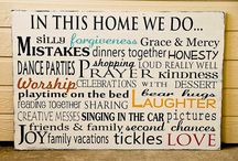 For the home / by Lindsay Gisclair