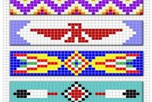 Bead Loom Patterns / by Maryalice Leister