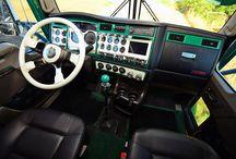 Truck interior / by Brandon Dillinger