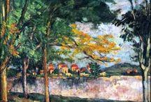 Paul Cezanne / by Mary Walsh Mikolajewski