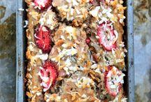 Healthy treats... / by Galia Azadian