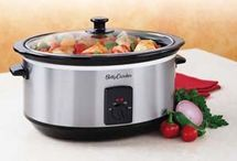 Slow cooker  / by Shanna Hanna
