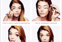 Makeup Tips / by Briseida Aviña