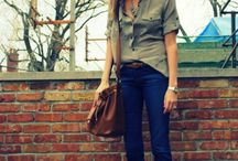 Street Style / by Madison Markham