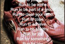 Running / by Kayla Spencer