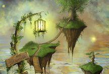 Fantasy / by Betsy Thompson