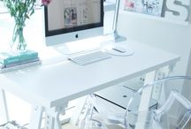Home Office Space / by Claire Chadwick