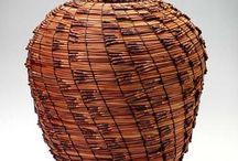 Weaving - natural / by Dorothy Wilkins