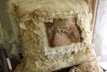 Pillows / by Lillian Metzler