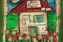 kid craft ideas / by Carmell Barlow