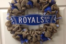 Kansas City Royals / by Shanda Feeney