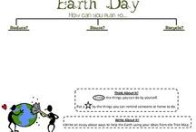 Holidays/Earth day / by Katie Turkeybun