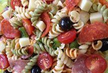 Pasta Salads / by Lori Prince